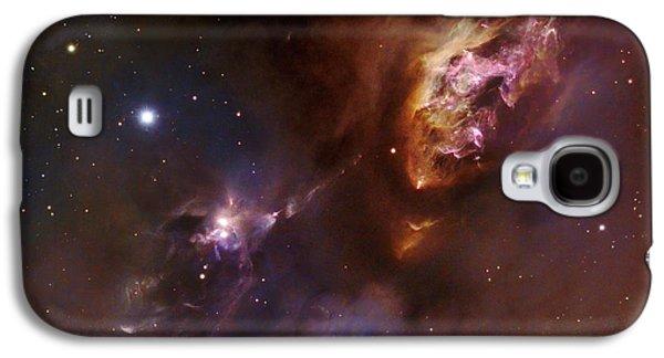 Star-forming Region Ldn 1551 In Taurus Galaxy S4 Case by Robert Gendler