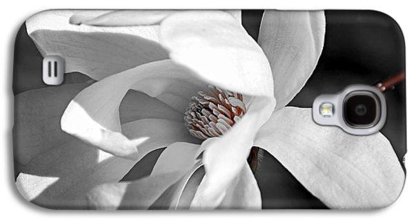 Star Magnolia Flower Galaxy S4 Case by Elena Elisseeva