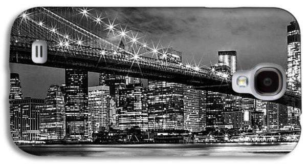 Star Spangled Skyline 2 Galaxy S4 Case by Az Jackson