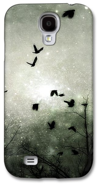 Starry Night Reflections Galaxy S4 Case