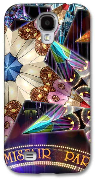 Stars - Luminaria Collection Galaxy S4 Case by Leslie Kell