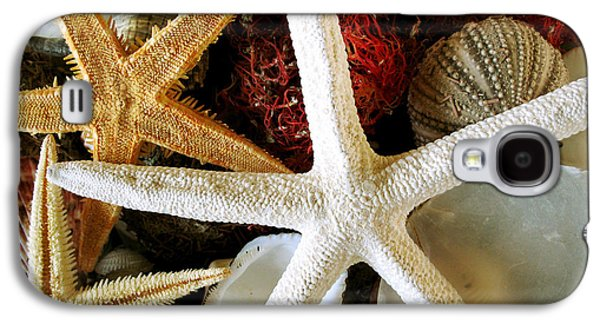 Stars Of The Sea Galaxy S4 Case by Colleen Kammerer