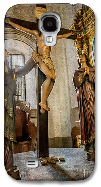 Statue Of Jesus Galaxy S4 Case