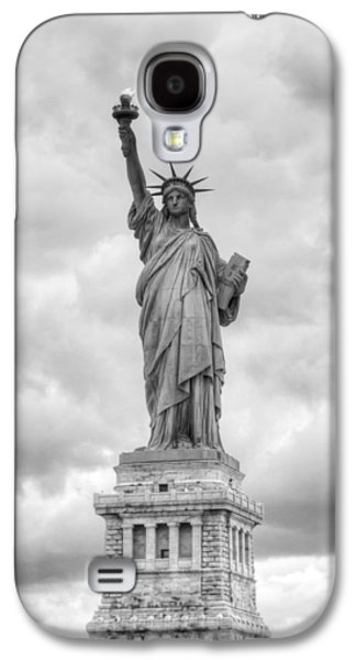 Statue Of Liberty Full Galaxy S4 Case