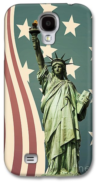 Statue Of Liberty Galaxy S4 Case