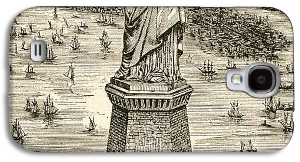 Statue Of Liberty, New York Galaxy S4 Case