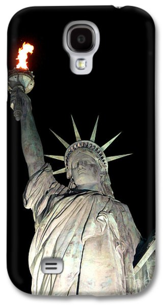Statue Of Liberty Replica In Alabama Galaxy S4 Case by Kathy  White