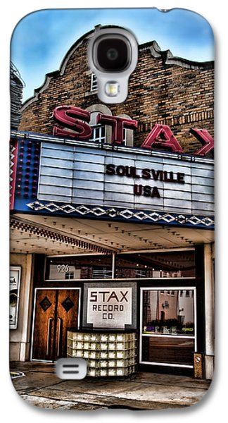 Stax Records Galaxy S4 Case by Stephen Stookey