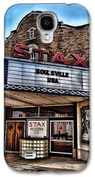 Stax Records Galaxy S4 Case