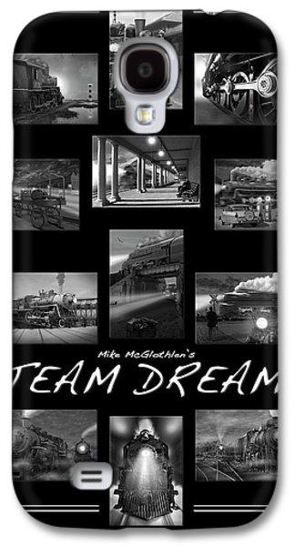 Steam Dreams Galaxy S4 Case by Mike McGlothlen
