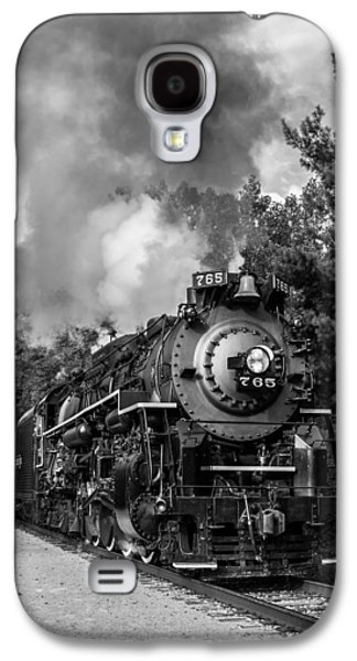 Steam On The Rails Galaxy S4 Case