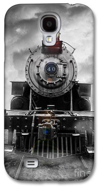 Steam Train Dream Galaxy S4 Case