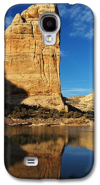 Steamboat Rock In Dinosaur National Monument Galaxy S4 Case