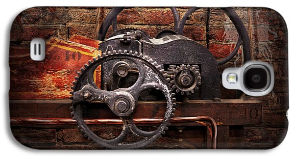 Steampunk - No 10 Galaxy S4 Case