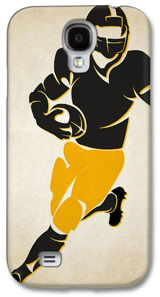 Steelers Shadow Player Galaxy S4 Case