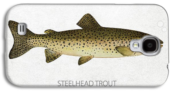Steelhead Trout Galaxy S4 Case