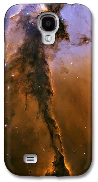 Stellar Spire In The Eagle Nebula Galaxy S4 Case