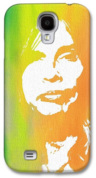 Steven Tyler Canvas Galaxy S4 Case