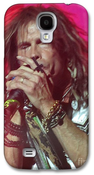 Steven Tyler Picture Galaxy S4 Case