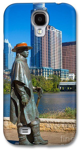 Stevie Ray Vaughan Galaxy S4 Case
