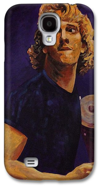 Stewart Copeland - The Police Galaxy S4 Case by John  Nolan