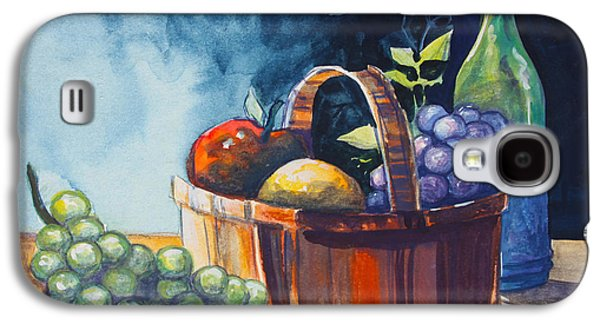 Still Life In Watercolours Galaxy S4 Case