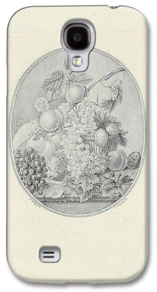 Still Life Of A Basket Of Fruit, Hendrik Schwegman Galaxy S4 Case
