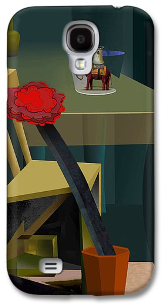 Still Life With Elephant Galaxy S4 Case