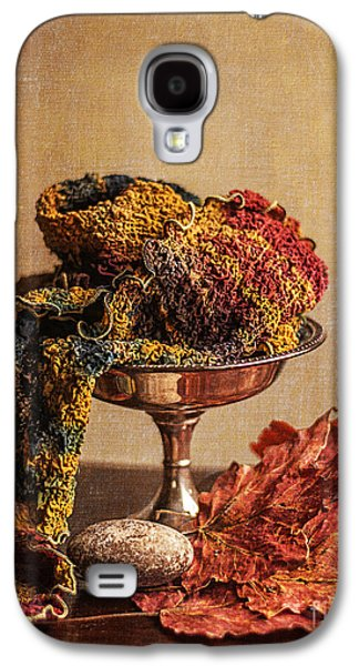 Still Life With Scarf Galaxy S4 Case