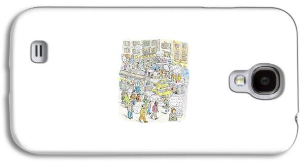 'stockopolis' Galaxy S4 Case