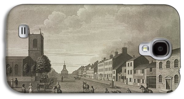 Stockton Galaxy S4 Case by British Library