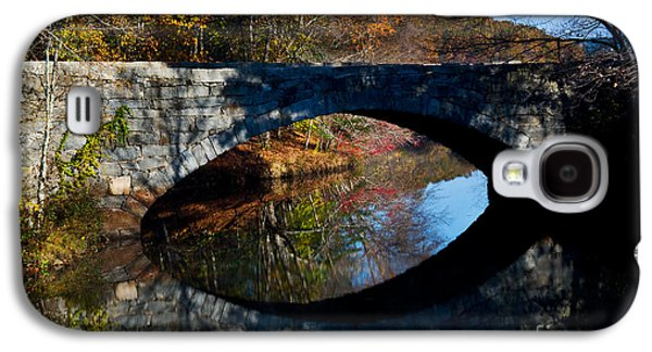 Stone Bridge Galaxy S4 Case by Jim  Calarese
