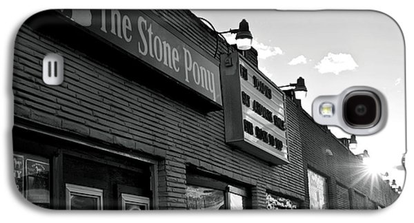 Stone Pony Asbury Park Side View Galaxy S4 Case by Terry DeLuco