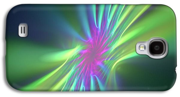 Stong Nuclear Force Conceptual Artwork Galaxy S4 Case