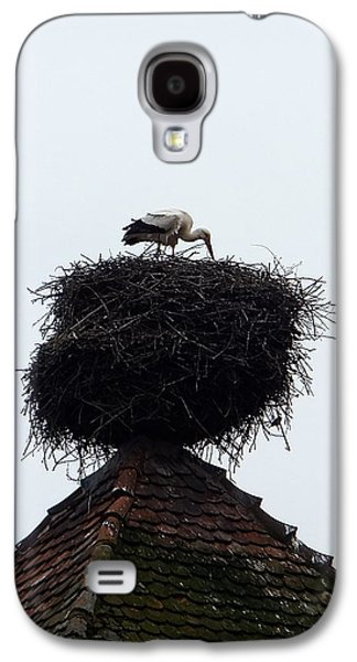 Stork Galaxy S4 Case by Marc Philippe Joly