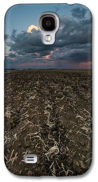 Storm Galaxy S4 Case by Aaron J Groen