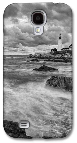 Storm Coming Galaxy S4 Case by Jon Glaser