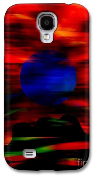 Storm Watch Galaxy S4 Case