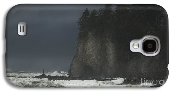 Storm At Lapush Washington State Galaxy S4 Case
