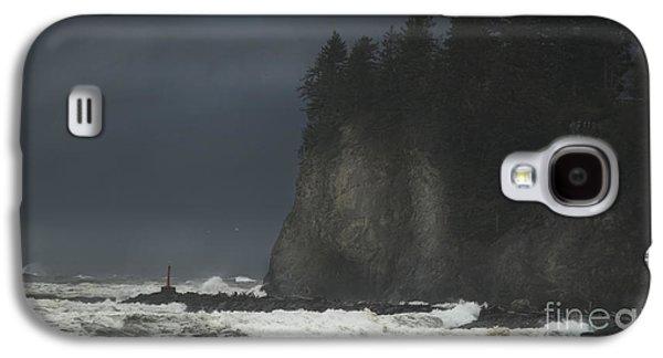 Storm At Lapush Washington State Galaxy S4 Case