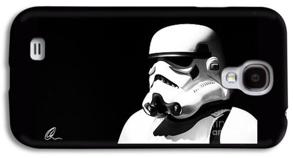 Stormtrooper Galaxy S4 Case
