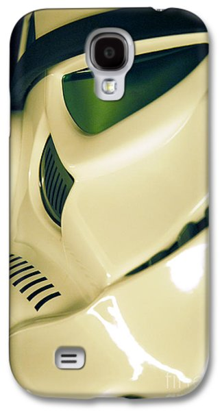 Stormtrooper Helmet 111 Galaxy S4 Case by Micah May