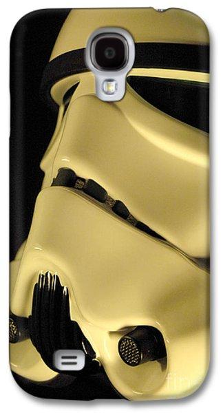 Stormtrooper Helmet 112 Galaxy S4 Case by Micah May