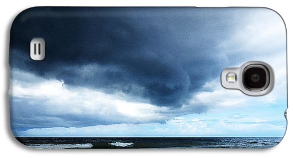 Stormy - Gray Storm Clouds By Sharon Cummings Galaxy S4 Case