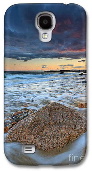 Stormy Sunset Seascape Galaxy S4 Case