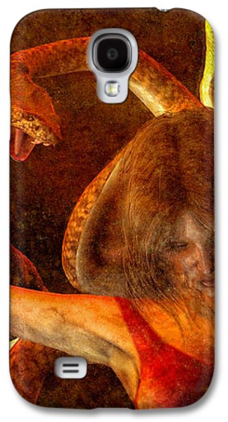 Story Of Eve Galaxy S4 Case by Bob Orsillo