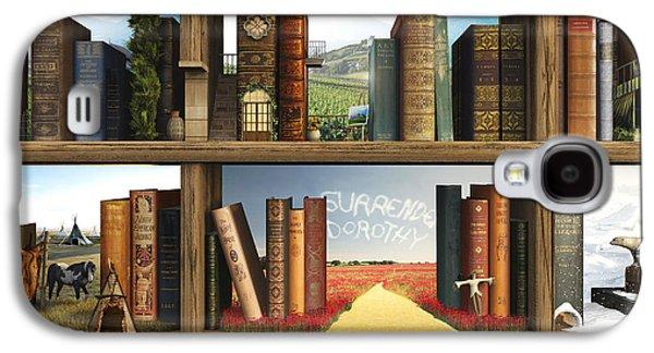 Storyworld Galaxy S4 Case by Cynthia Decker