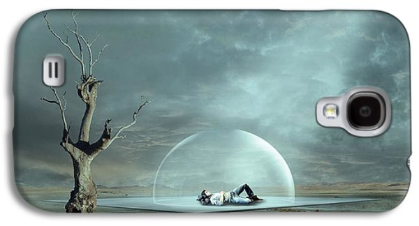 Strange Dreams II Galaxy S4 Case by Franziskus Pfleghart