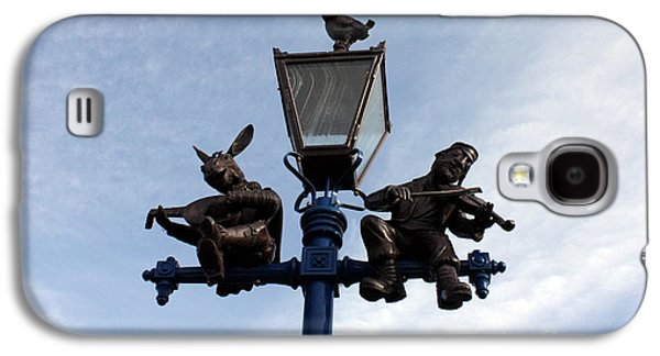 Stratford's Jewish Lamp Post Galaxy S4 Case
