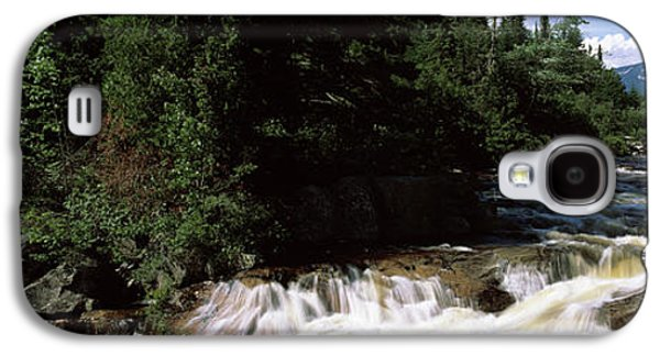 Stream Flowing Through A Forest, Little Galaxy S4 Case by Panoramic Images